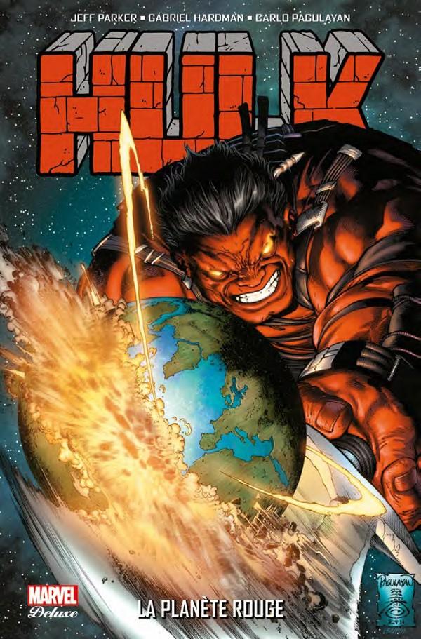 Hulk - Planète rouge (VF)