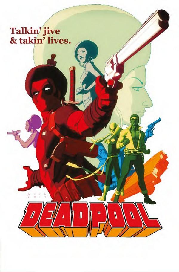 Deadpool - Flashbacks (VF)