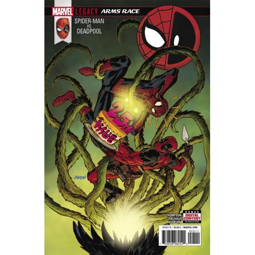 Spider-Man / Deadpool 2 (VO)