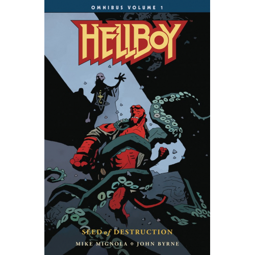 Hellboy Omnibus Volume 1: Seed of Destruction TP (VO)