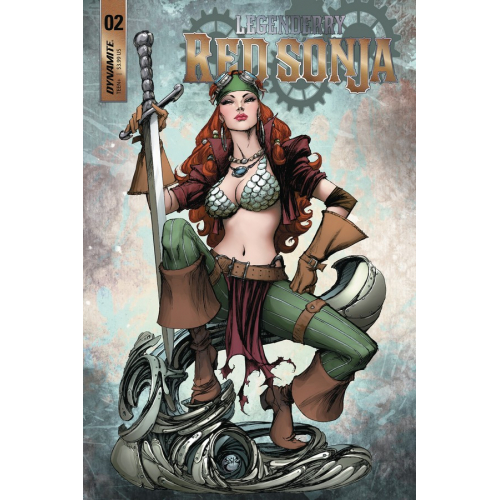 Legenderry : Red Sonja 2 (VO)