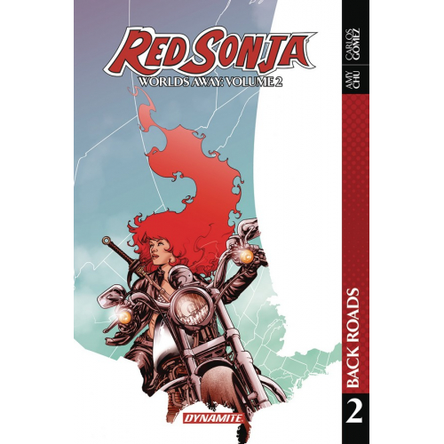 RED SONJA WORLDS AWAY TP VOL 02 (VO)