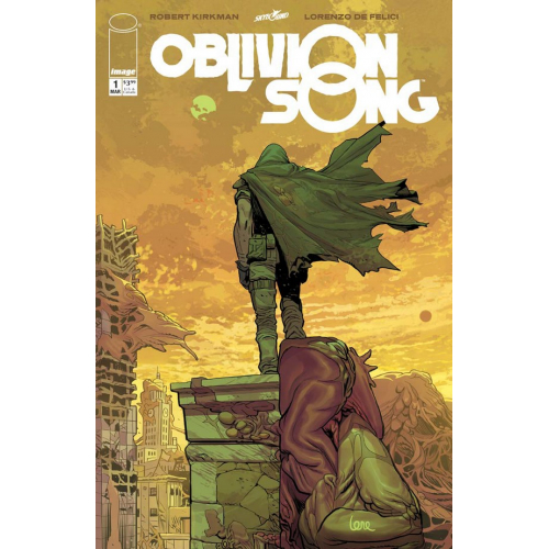 OBLIVION SONG BY KIRKMAN & DE FELICI 1 (VO)