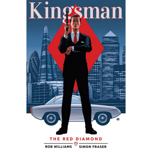 KINGSMAN, VOL. 2: THE RED DIAMOND TP (VO)