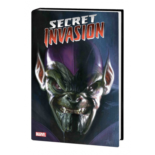 SECRET INVASION BY BRIAN MICHAEL BENDIS OMNIBUS HC (VO)