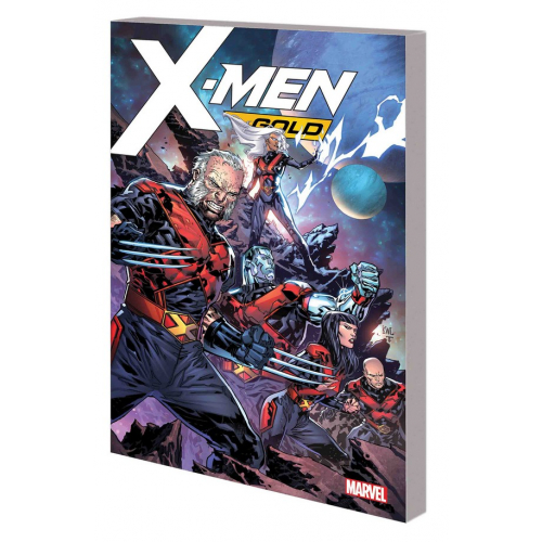 X-MEN GOLD VOL. 4: THE NEGATIVE ZONE WAR TPB (VO)
