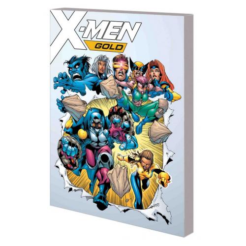 X-MEN GOLD VOL. 0 : HOMECOMING TPB (VO)
