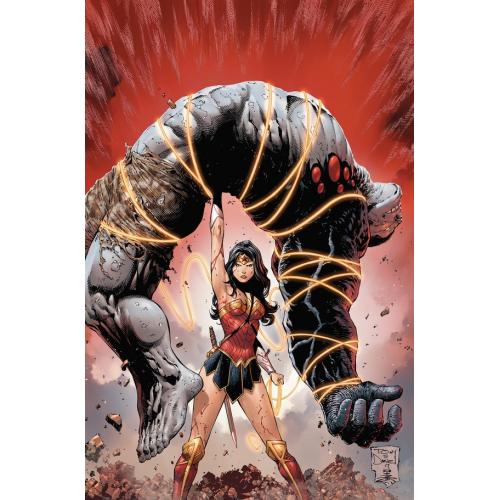 DAMAGE 3 (VO) TONY DANIEL - (NEW AGE OF DC HEROES)