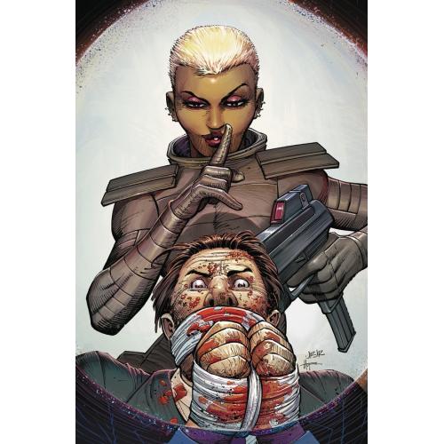 THE SILENCER 3 (VO) JOHN ROMITA JR - NEW AGE OF DC HEROES