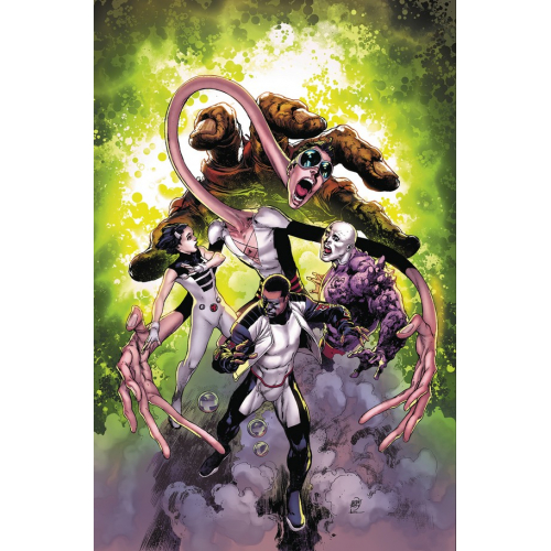 THE TERRIFICS 2 (VO) IVAN REIS - NEW AGE OF DC HEROES