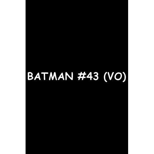 Batman 43 (VO)