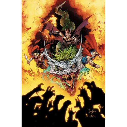 Dark Knights Metal HC (VO)