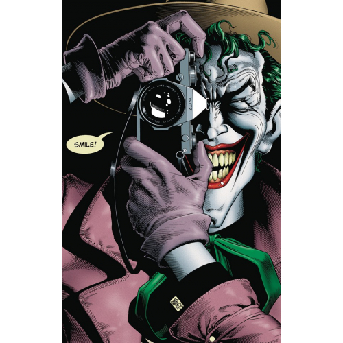 ABSOLUTE BATMAN: THE KILLING JOKE HC (VO)
