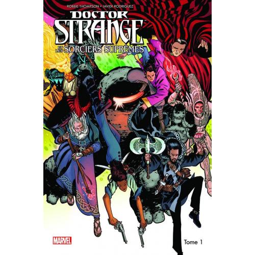 Doctor Strange et Les Sorciers Suprêmes Tome 1 (VF)