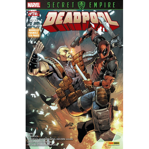 Deadpool nº8 (VF)