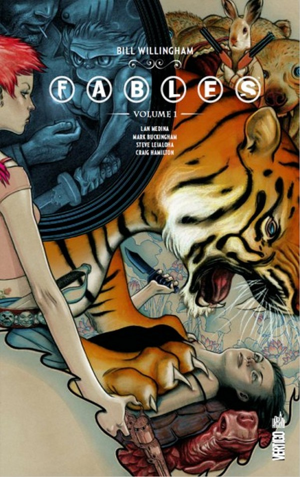 Fables Intégrale Tome 1 (VF)