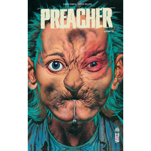 Preacher Tome 6 (VF)