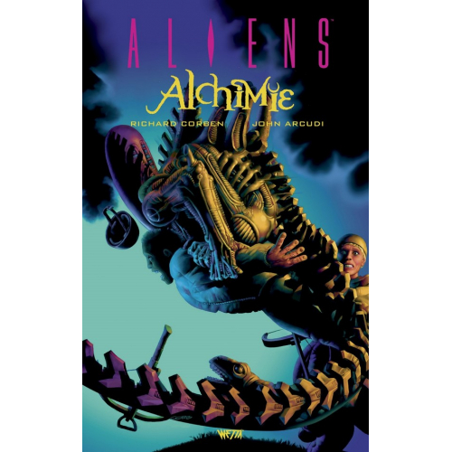 Aliens Alchimie - Edition Collector - Original Comics 200 Ex (VF)