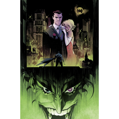 Batman : White Knight 1 4th Print - Sean Murphy (VO)