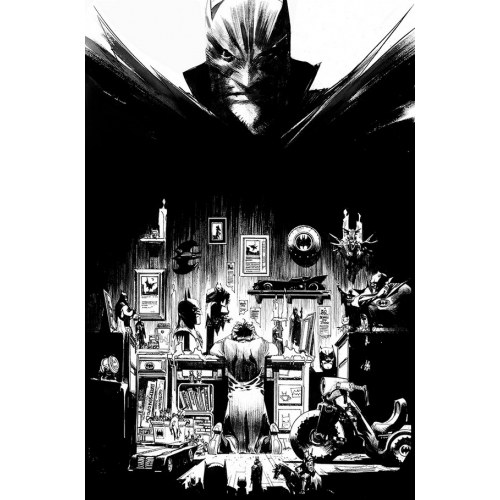 Batman : White Knight 2 3rd Print - Sean Murphy (VO)