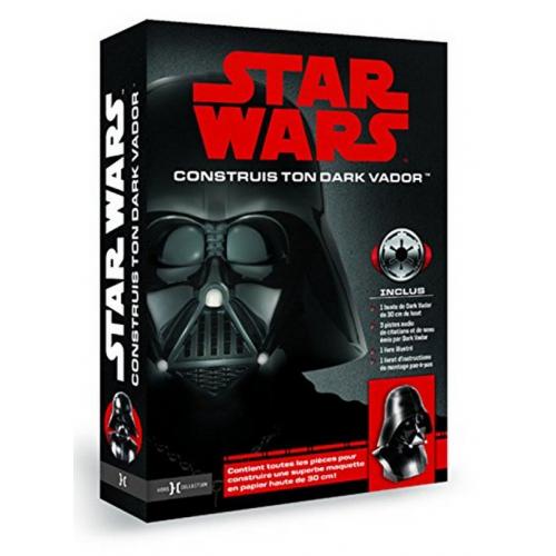 Star Wars : construis ton Dark Vador (VF)