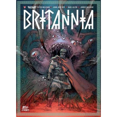 Britannia Couverture Variante (VF)