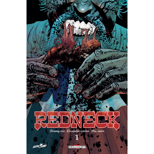 Redneck Tome 1 (VF)